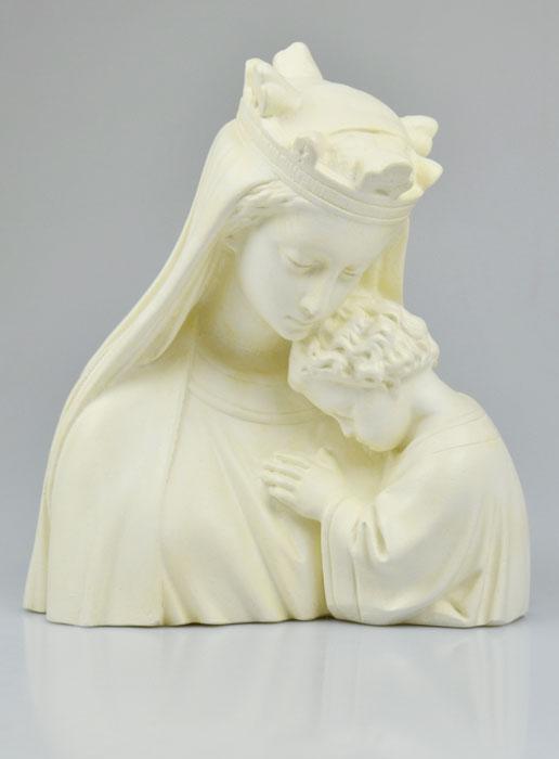 Statue Vierge Marie Miraculeuse 20cm - CHRIST-EN-OR