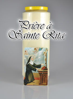partition de la chanson sainte rita