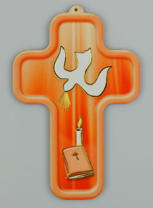 croix en bois enfant colombe de l 39 esprit saint la. Black Bedroom Furniture Sets. Home Design Ideas