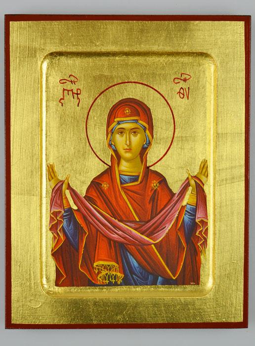 """Résultat de recherche d'images pour """"Icône de Notre-Dame de la Prière"""""""