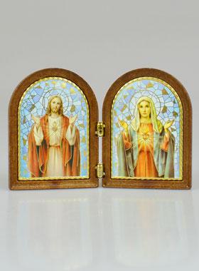 br/ûle 9 Jours 100/% v/ég/étale Christ-en-or 9X Bougie Neuvaine /à la Sainte Famille