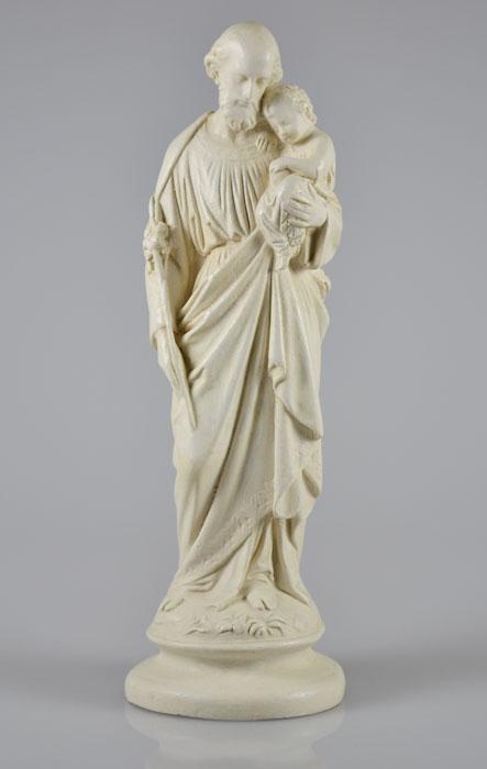 Statue de saint joseph - Priere a st joseph pour vendre maison ...