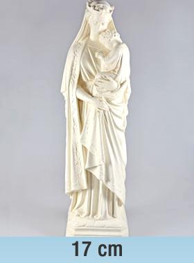 Statue Vierge Couronnée