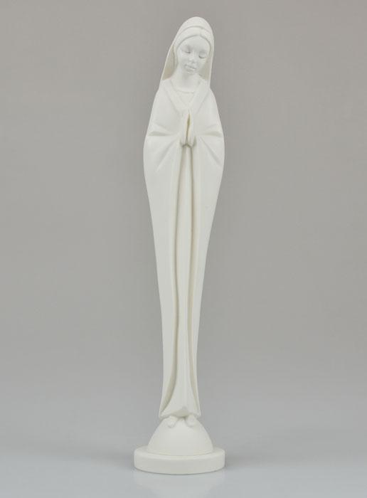 Statue vierge marie moderne la boutique des chr tiens for Statue vierge marie pour exterieur