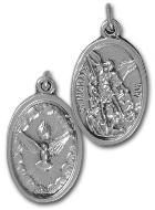 Médaille Saint Michel Archange - 22 mm