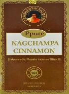 Encens Ppure Nagchampa Cannelle - 15g