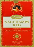 Encens Ppure Nagchampa Rouge Red - 15g