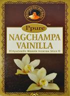 Encens Ppure Nagchampa Vanille - 15g