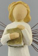 Ange Willow Tree - Angel of Learning - 12 cm