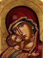 Icone Vierge de Korsum