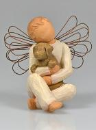 Ange Willow Tree - Ange de Tendresse (Angel of Comfort) - 10 cm