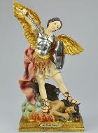 Statue Archange Saint Michel - 28 cm